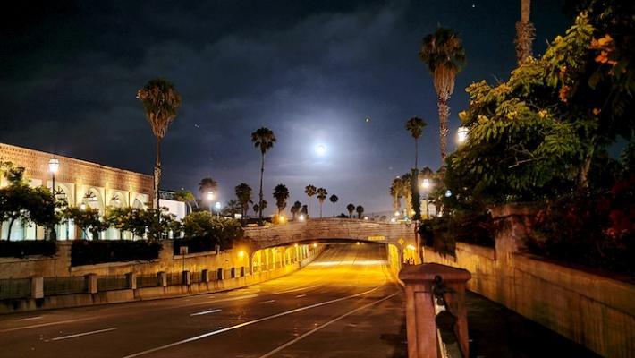 State Street After Dark