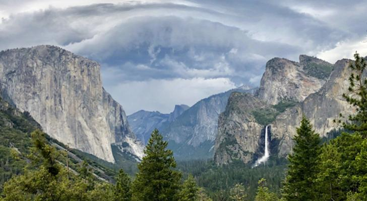 Postcard from Yosemite