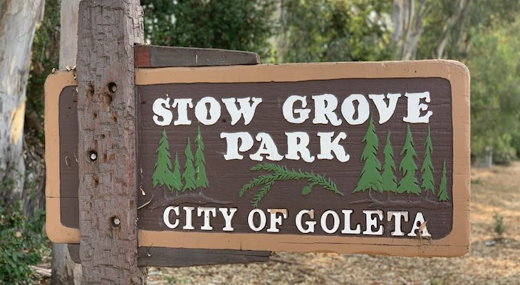 Goleta's Stow Grove Park Renovation Project
