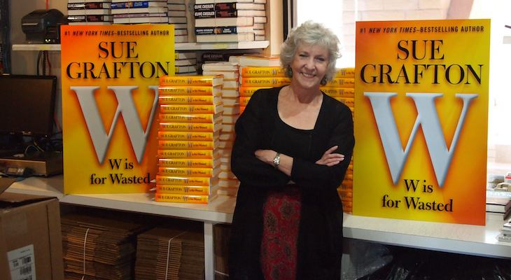 Kentucky author Sue Grafton passes away