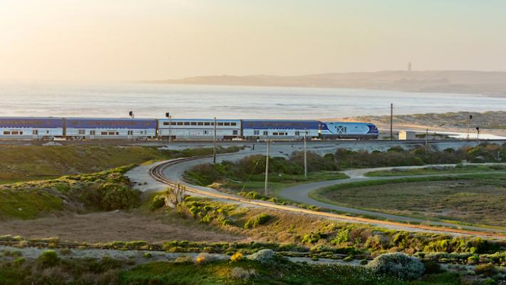 Amtrak Pacific Surfliner Will Require Reservations for Labor Day Weekend