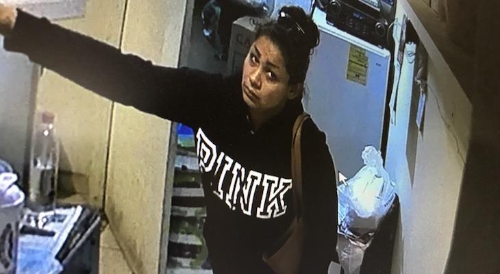Santa Barbara Police Search for Grand Theft Suspect title=