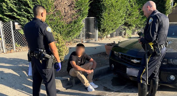 Suspect Arrested for Hit & Run and DUI in Downtown Santa Barbara