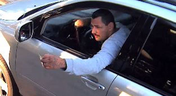 Car Thief Now Identified but Still Missing title=
