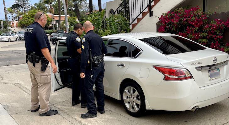 Community Members Help Police Apprehend Reckless Driver