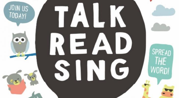 """Talking is Teaching: Talk, Read, Sing"" Campaign Launches in Santa Barbara County title="