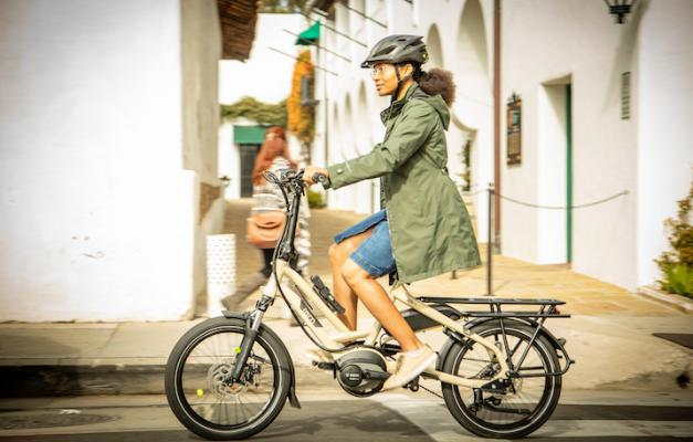 Electric Bicycle Demo Program Gets Underway title=