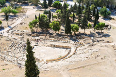 Theatre of Dionysus, in Athens title=
