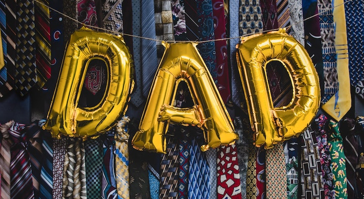 Honoring Dads title=