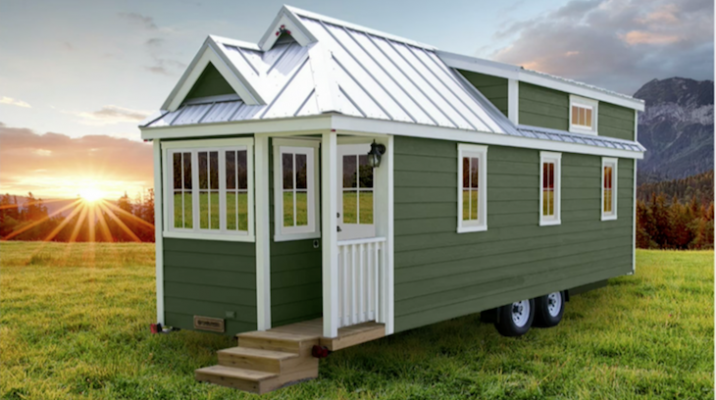 Tiny Homes for Homeless Community Meeting on Wednesday title=