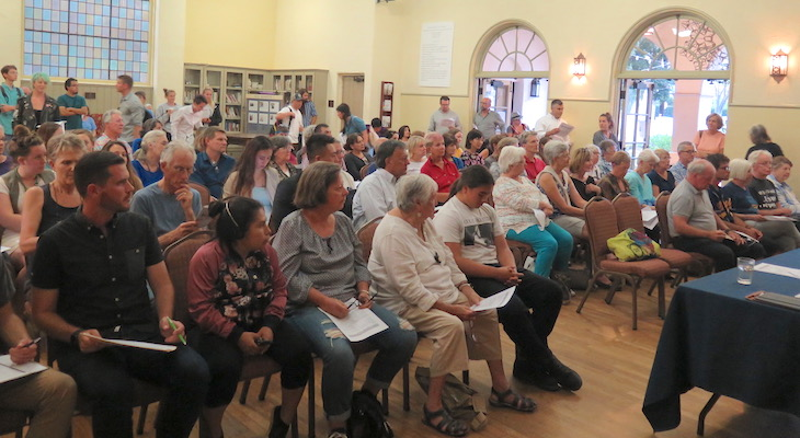 Town Hall Meeting Discusses Sanctuary State Bill