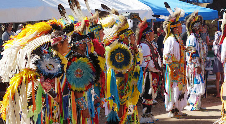 52nd Annual Inter-Tribal Pow-Wow title=