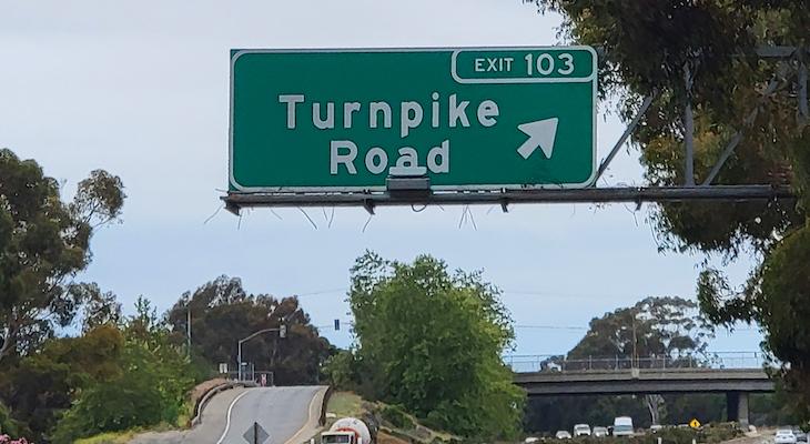 How Turnpike Got Its Name