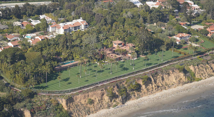 Ty Warner's Estate