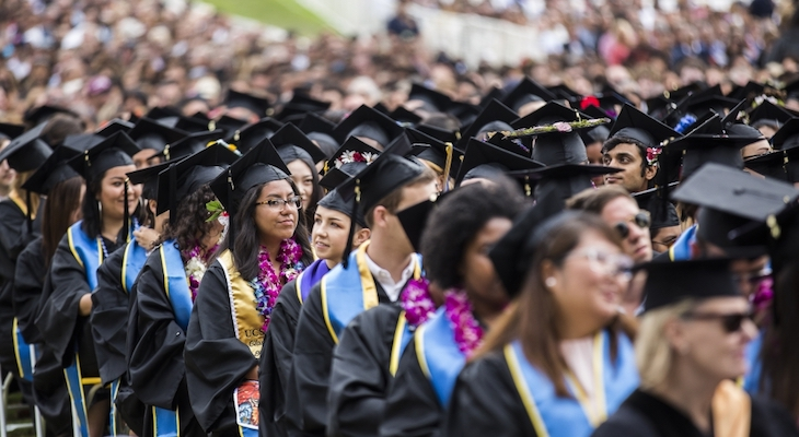 UC Santa Barbara Plans Virtual Graduation Ceremony