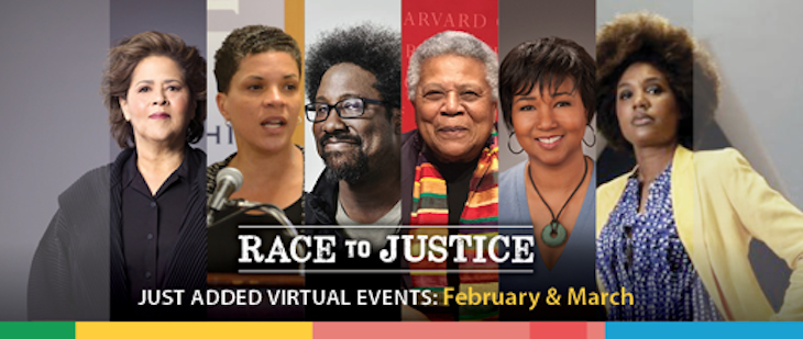 Arts & Lectures Adds Race to Justice Series