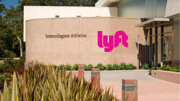 Lyft Partners with UCSB Athletics title=