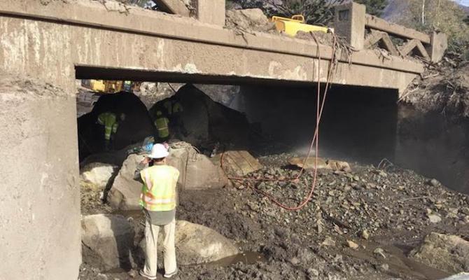 Caltrans to Repair Montecito Bridges