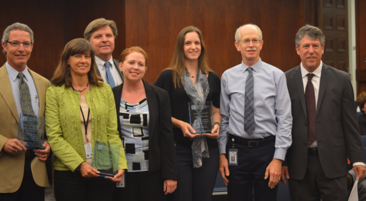 County Planning Department Honored with Awards title=