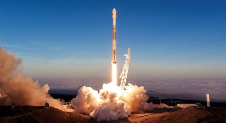 New SpaceX Rocket Launch Scheduled