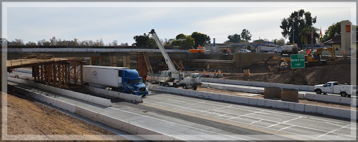 Highway 101 Closures in Carpinteria