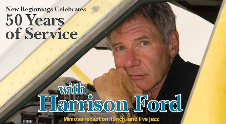 New Beginnings' 50th Anniversary Featuring Harrison Ford