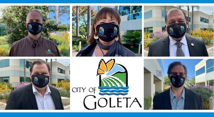 Goleta Councilmembers Send Video Message to the Community