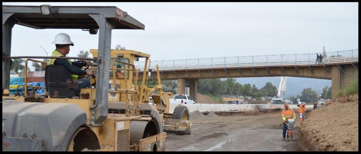 Linden and Casitas Pass Project Update:Freeway & Ramp Closures