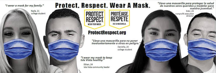 County Issues New PSA to Wear Masks