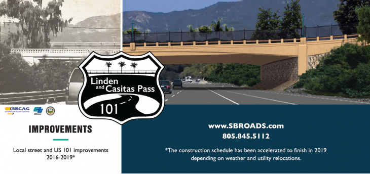 Revised Linden and Casitas Pass Update