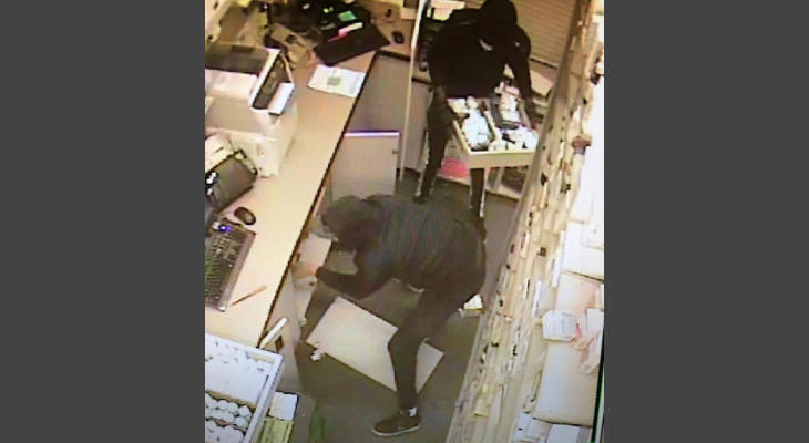 Pharmacy Burglary Suspect Arrested Following Pursuit