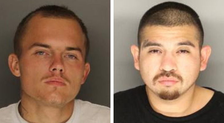 Two Residential Burglary Suspects Arrested title=