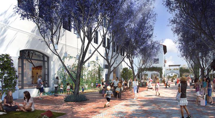 Paseo Nuevo to Undergo $20 Million Renovation