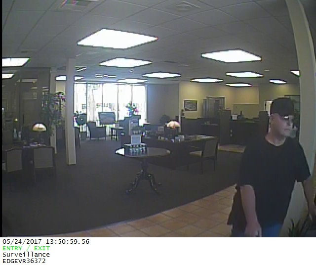 Union Bank Robbed in Carpinteria