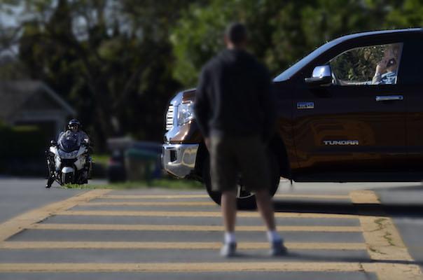 Pedestrian Safety Enforcement Operations Planned for Goleta