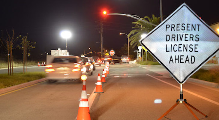 Goleta DUI Checkpoint Scheduled Friday title=