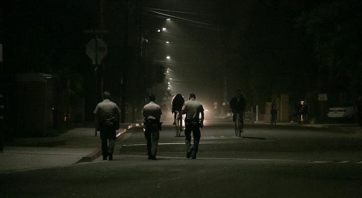 Six Arrests Over Halloween Weekend title=
