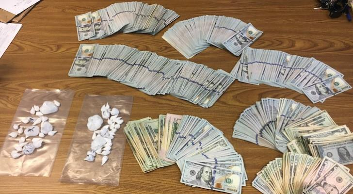 Two Goleta Residents Arrested in Methamphetamine Investigation title=