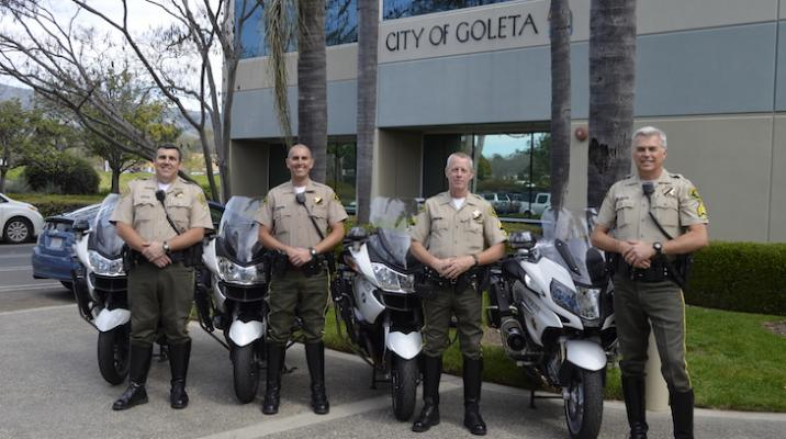 Bicycle Safety Traffic Enforcement Operations Today in Goleta title=