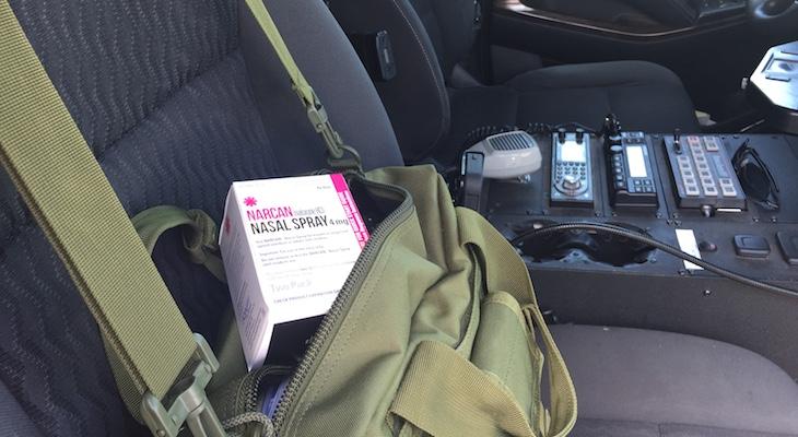 Deputies Utilize Naloxone to Save Prescription Drug Overdose Victim title=