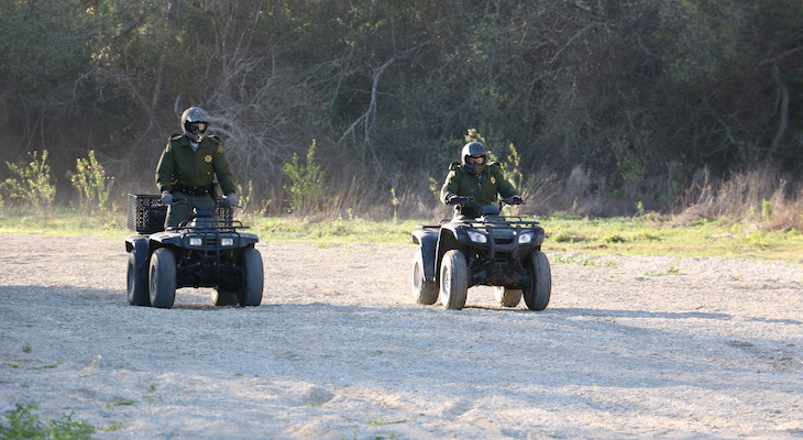 Sheriff's Office Requests More ATV Funding title=