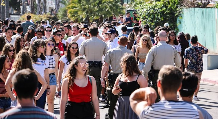 UCSB Confirms COVID-19 in Isla Vista, Warns Against Deltopia