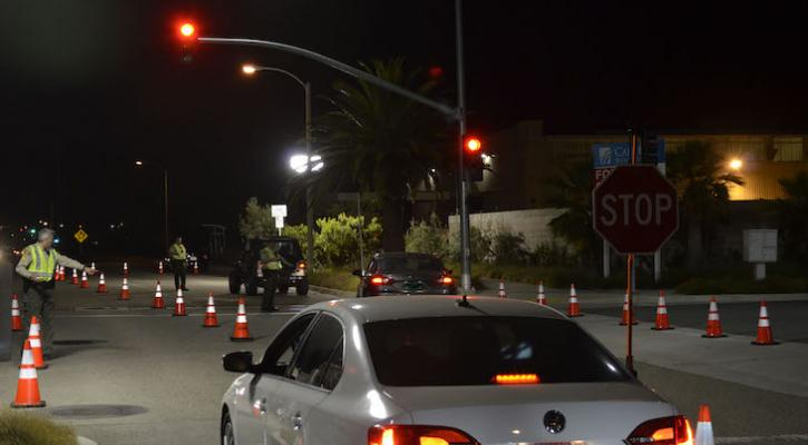 Goleta DUI Checkpoint Planned Friday