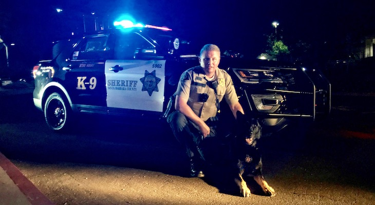 Sheriff K9 Aco Retires After Impressive Career