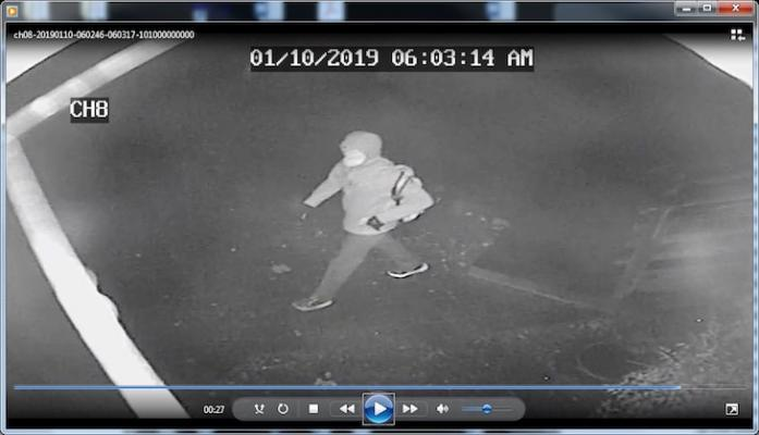 Deputies Search for Serial Los Olivos Burglar title=