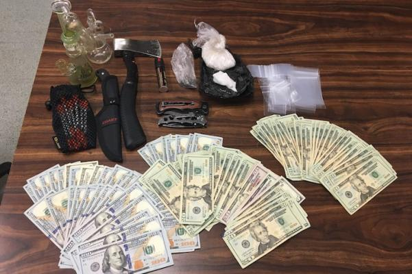 Suspected Meth and Heroin Dealers Arrested in Santa Barbara title=