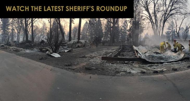 4th Quarter Sheriff's Roundup Video title=