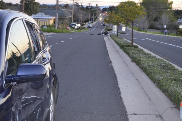 Fatal Motorcycle Collision in Goleta title=