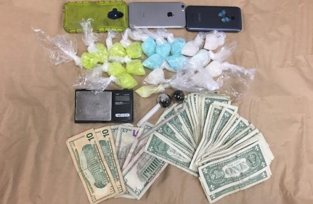 Two Arrested for Alleged Narcotic Sales title=