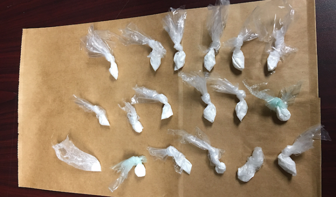 Man Arrested for Possession of Cocaine for Sale in Solvang